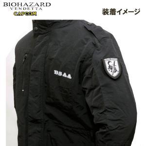 バイオハザード ヴェンデッタ biohazard vendetta BSAA SILVER DAGGER 刺繍ワッペン シルバーダガー Resident Evil レオン クリス レベッカ 生化危机 level4shop 05