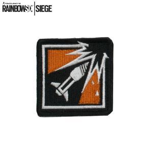 レインボーシックス シージ ASH アッシュ パッチ マジックテープ付き RAINBOW SIX SIEGE SWAT SAS GSG9 GIGN SPETZNAS level4shop