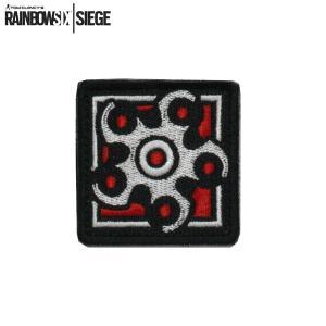 レインボーシックス シージ HIBANA ヒバナ パッチ マジックテープ付き RAINBOW SIX SIEGE SWAT SAS GSG9 GIGN SPETZNAS level4shop