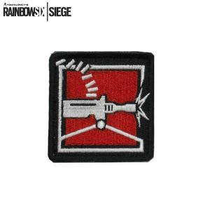 レインボーシックス シージ TACHANKA タチャンカ パッチ マジックテープ付き RAINBOW SIX SIEGE SWAT SAS GSG9 GIGN SPETZNAS level4shop