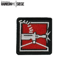 レインボーシックス シージ TACHANKA タチャンカ パッチ マジックテープ付き RAINBOW SIX SIEGE SWAT SAS GSG9 GIGN SPETZNAS level4shop 02
