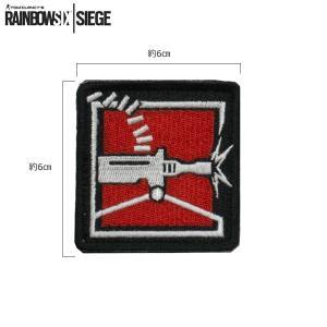 レインボーシックス シージ TACHANKA タチャンカ パッチ マジックテープ付き RAINBOW SIX SIEGE SWAT SAS GSG9 GIGN SPETZNAS level4shop 04