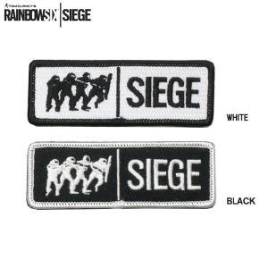 レインボーシックス シージ SIEGE 突入 パッチ マジックテープ付き RAINBOW SIX SIEGE SWAT SAS GSG9 GIGN SPETZNAS level4shop