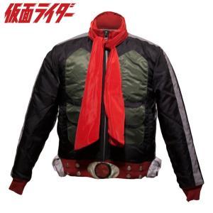 仮面ライダー新2号 MA-1ジャケット なりきり風 masked rider JACKET BANDAI バンダイ|level4shop