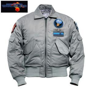 マブラヴ トータルイクリプス フライトジャケット ユウヤ・ブリッジスモデル XLサイズ|level4shop