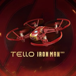Ryze Tech Tello Iron Man Edition DJI 小型 ドローン 航空法規制...
