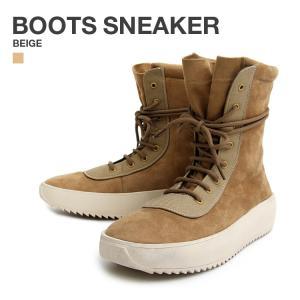 スニーカーブーツ ハイカットスニーカー ファッション 靴 ブーツ ミドル スニーカー ミリタリーブーツ|lfs