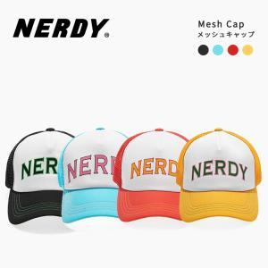 NERDY ノルディ Mesh Cap メッシュ キャップ 帽子 韓国 ZICO 原宿 メンズ レディース ユニセックス メンズ帽子 nerdy 正規品|lfs