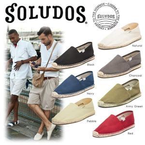 Soludos エスパドリーユ ソルドス メンズ 靴 フラットシューズ セール lfs