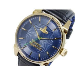 [ヴィヴィアン ウエストウッド] VIVIENNE WESTWOOD フィンズバリー クオーツ メンズ 腕時計 VV065NVBK|lgcnet