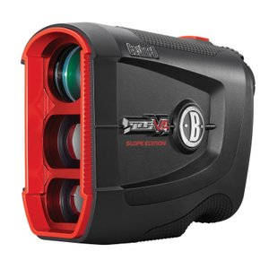 《国内正規流通品》ブッシュネル ゴルフ用携帯レーザー距離計 距離測定器 ピンシーカースロープツアーV4ジョルト 『送料無料』|lgo