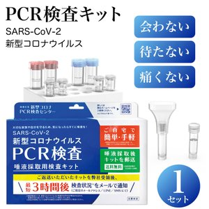 PCR検査キット 自宅 唾液 新型コロナウイルス コロナ 新型コロナ 日本製 メーカー 自宅検査 簡単 手軽 東亜産業