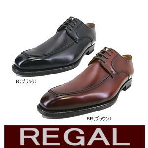 リーガル メンズ ビジネスシューズ REGAL 124R AL Uチップ【101-13vplpd】〇|lib-ys