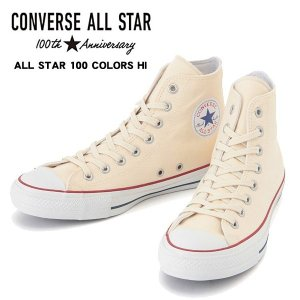 コンバース オールスター 100 カラーズ HI  CONVERS ALL STAR 100 COLORS HI 【QHQH-14ptc】●|lib-ys