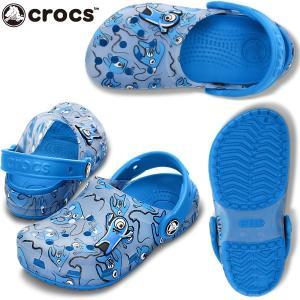 クロックス crocs サンダル キッズ クロックス crocs alien clog 14083|lib-ys