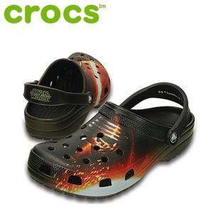クロックス Crocs クラシック スター・ウォーズ ヴィラン クロッグ 202629-001 classic star wars villain clog lib-ys