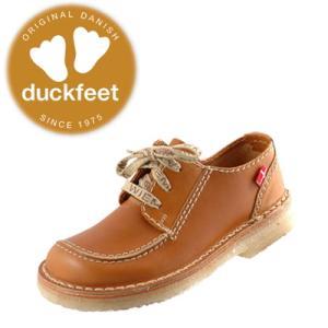 ダックフィート duckfeet カジュアルシューズ 2010 クレープソール・レースアップ レディース メンズ|lib-ys
