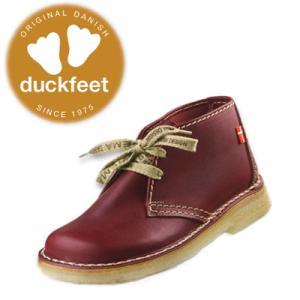 ダックフィート duckfeet ダンスク ダックフィート 326 ボルドー|lib-ys