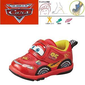 カーズ 靴 スニーカー Disney DN B1141 Cars ディズニー キャラクターシューズ キッズ スニーカー kids 子供靴 男の子12.0〜14.0cm|lib-ys