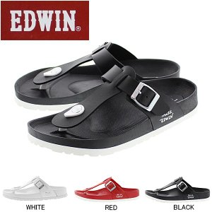 エドウィン サンダル レディース EDWIN [EW 9402] カジュアルサンダル コンフォートサンダル トングサンダル レディースサンダル lib-ys