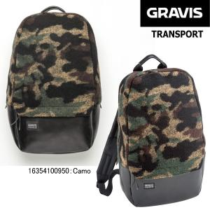 グラビス バッグ バックパック トランスポート GRAVIS TRANSPORT バッグ リュック 鞄 かばん 23L46×30×11cm Camo グラビス|lib-ys