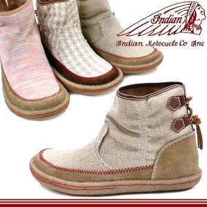 インディアン INDIAN 靴 レディース ブーツ ID-1254|lib-ys
