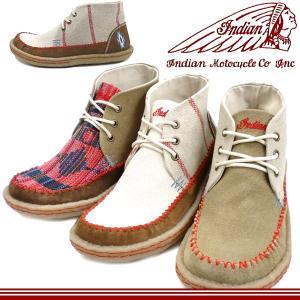 インディアンブーツ メンズ レディース ショートブーツ Indian ID-1253 インディアン スニーカー ブーツ|lib-ys