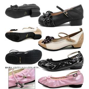 キッズ ジュニア フォーマル シューズ 靴 女の子 CIRCLE 靴 子供 入園式 卒園式 入学式 卒業式 セール119/2492/3492/2421 セール 黒|lib-ys|02
