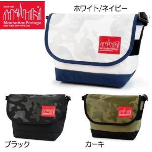 マンハッタン ポーテージ メッセンジャーバッグ Manhattan Portage Camo Print Casual Messenger Bag MP1605JRTNL|lib-ys