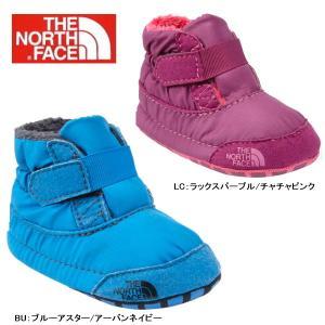 ザ・ノースフェイス B&G インファントアッシャーブーティー THE NORTH FACE B&G Infant Asher Bootie NFJ01580|lib-ys