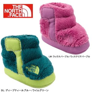 ザ・ノースフェイス ヌプシインファントフリースブーティー  THE NORTH FACE B&G NSE Infant Freece Bootie NFJ0158|lib-ys
