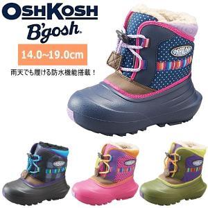 キッズ ブーツ オシュコシュ OSHKOSH OSK WC130 スノーブーツ 子供 男の子 女の子|lib-ys