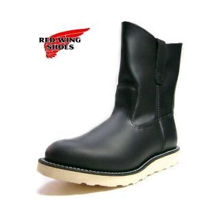 ○正規品RED WING 8169 レッドウィング 9inch ペコス ブーツ 黒
