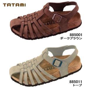 TATAMI タタミ サンダル ドーハ 885001/885011|lib-ys
