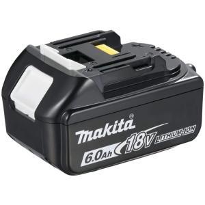 マキタ バッテリー 純正 18V 6.0Ah BL1860B 1個の画像