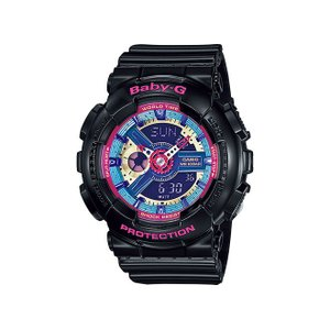 CASIO BABY-G カシオ ベビーG 腕時計 / ベビージー ベイビージー リストウォッチ レディース 防水 国内正規品 / bk