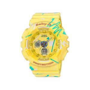 CASIO BABY-G カシオ ベビーG 腕時計 / ベビージー ベイビージー リストウォッチ レディース 幾何学模様 防水 国内正規品 / yl ptn