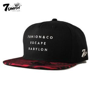 7UNION セブンユニオン スナップバックキャップ 帽子 ...