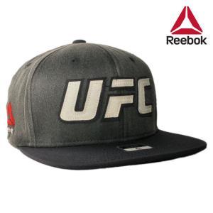 リーボック ユーエフシー コラボ ベースボールキャップ 帽子 Reebok UFC メンズ レディー...
