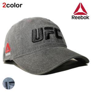 リーボック ユーエフシー コラボ スナップバックキャップ 帽子 Reebok UFC メンズ レディ...