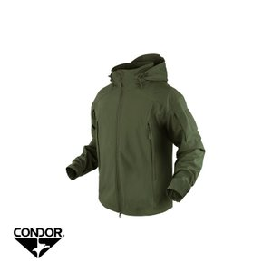 CONDOR ELEMENT SOFTSHELL JACKET OLIVE DRAB 101098-001|liberator