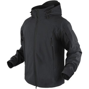 CONDOR ELEMENT SOFTSHELL JACKET BLACK 101098-002|liberator