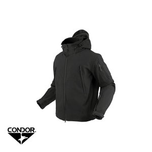 CONDOR  SUMMIT SOFTSHELL JACKET BLACK 602|liberator
