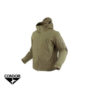 CONDOR SUMMIT SOFTSHELL JACKET TAN 602-003|liberator
