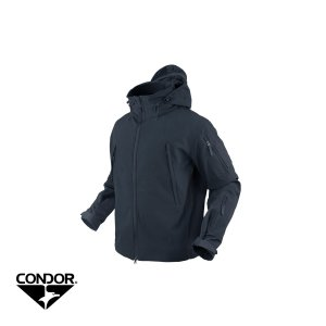 CONDOR SUMMIT SOFTSHELL JACKET NAVY BLUE 602-006|liberator