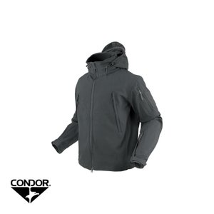 CONDOR SUMMIT SOFTSHELL JACKET GRAPHITE 602-018|liberator