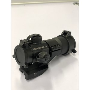 G&G G-12-039 Red/Blue/Green DOT Sight (ドットサイト) (Black)|liberator