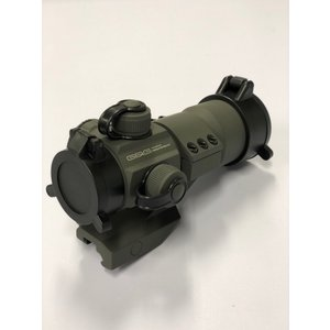 G&G G-12-039-2  Red/Blue/Green DOT Sight (ドットサイト) (Gray)|liberator