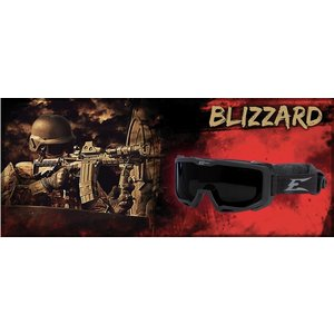 新発売!! EDGE TACTICAL  ブリザード・キット Blizzard ーBlack Goggles/Clear & Smoke VS Lens|liberator