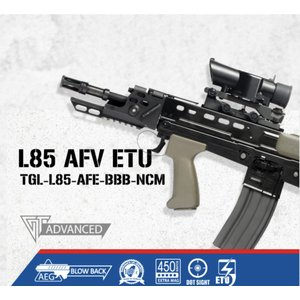 新発売!!   G&G ARMAMENT  L85 AFV ETU  TGL-L85-AFE-BBB-NCS liberator